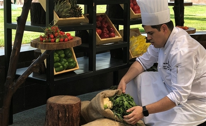 The Nile Ritz-Carlton Goes Green by Bringing the Farm to Your Table