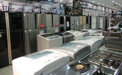 Hike in Prices of Household Appliances in Egypt