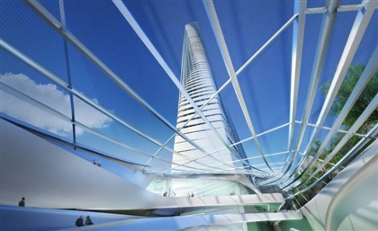 Designed by Zaha Hadid, Construction of Africa's Tallest Building to Commence Soon in Central Cairo