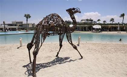 Check Out the Stunning Seaside Sculpture Garden That Had Sahel Talking
