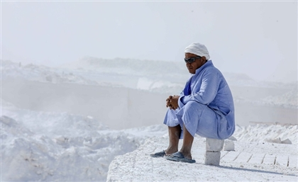 Human Tales from Minya's Inhumane Limestone Quarries