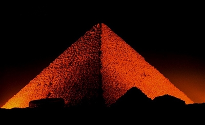 Great Giza Pyramid's Internal Chambers Found to Amplify Electromagnetic Energy