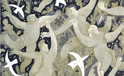 Egyptian Artists Featured in Kahlil Gibran-Themed London Exhibition