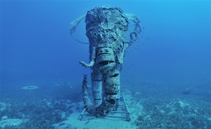 Take a Deep Look at Egypt's Majestic Eco-Friendly Underwater Museum