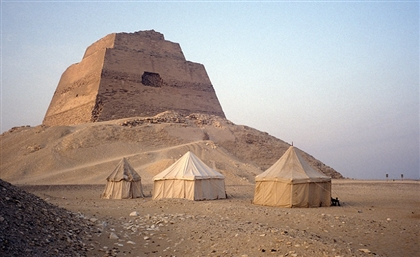 Medium Pyramid in Upper Egypt to Get User-Friendly Makeover in New Renovation Project