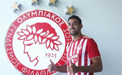 Egyptian Footballer Ahmed Hassan 'Koka' Signs for Greek Champions Olympiacos
