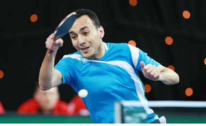 Egypt and Nigeria Compete for the International Table Tennis Federation World Team Cup