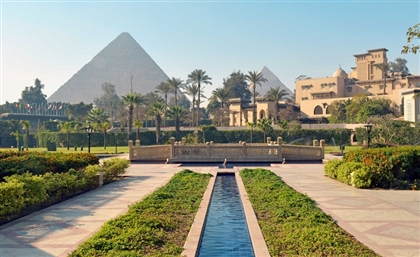 Egypt's Marriott Mena House Featured in Time Magazine's World's 100 Greatest Places to Visit of 2018