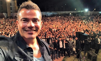 Egyptian Icon Amr Diab to Perform Live at Golf Porto Marina This Thursday