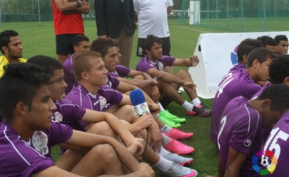La Liga Academy Has Opened Its Doors in Egypt