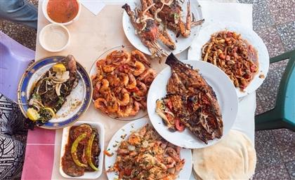 Famed Canadian YouTuber Trevor James Explores Alexandria's Fervent Flavours