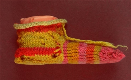 Newsflash: Ancient Egyptians May Have Invented Knitted Socks