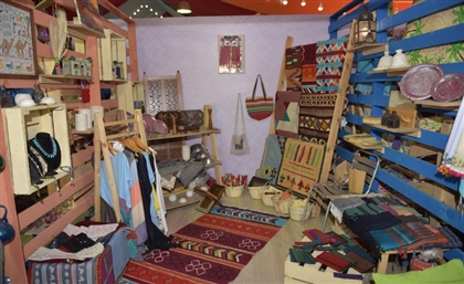 Cairo's CRAFFITI Egypt Powered by Ebda3 Men Masr Showcases the Finest Handicrafts Around