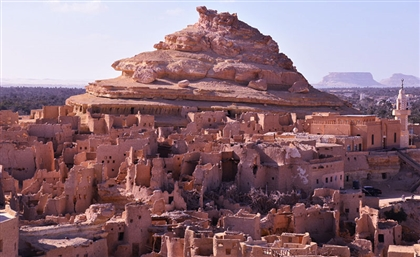 Siwa Oasis' Abandoned Shali Village to Be Restored by 2020