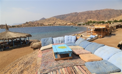 This Hippie Camp in Ras Shitan Is the Ultimate Beach Getaway This Fall