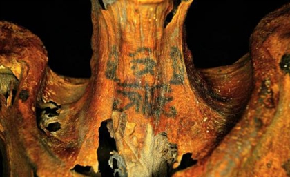 30+ Tattoos Discovered on 3,000-Year-Old Egyptian Mummy
