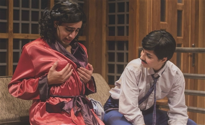 El Araneb: The AUC Play Deconstructing Gender Roles Through Comedy
