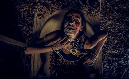 13 Photos From Egypt's Most Terrifying Halloween Shoot