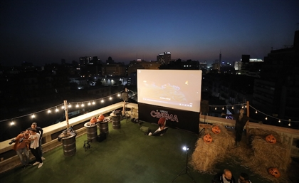 New Open-Air Cinema Concept Launches in Downtown Cairo