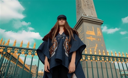New Egyptian Collaborative Fashion Shoot Takes Paris