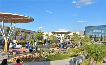 A Massive New 8-Acre Park Just Opened by Mall of Arabia and it's All Kinds of Awesome