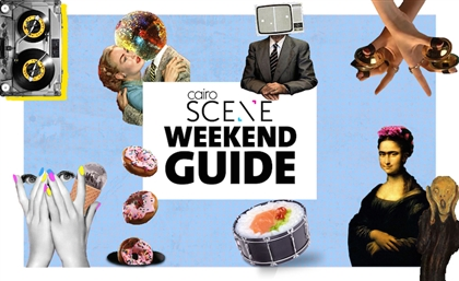 CairoScene Weekend Guide
