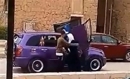 Egyptian School Girl Expelled for Hugging Her Fiancé in Public