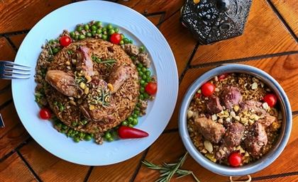 Cocktails and Kebbeh: Hayda Does Lebanese Dining in Style