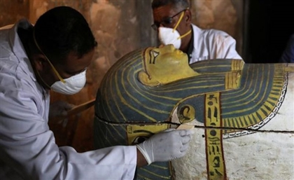 Mummified Woman in Unopened Sarcophagus Dating Back 3000 Years Unveiled
