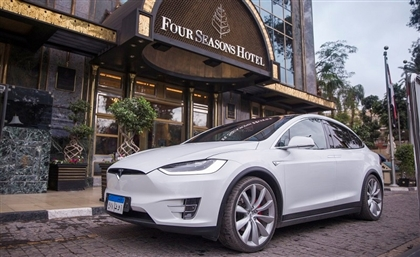 Four Seasons First Residence is Egypt's First Hotel  to Install Electric Car-Charging Station