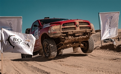 9 Roaring Photos from Marsa Alam's First Rally