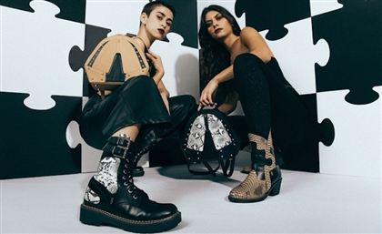Jayda Hany Brings Back the 90s with Her New Collection of Shoes and Bags