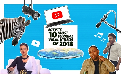 Egypt's 10 Most Surreal Viral Videos of 2018