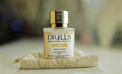 Drills: The New Egyptian Perfume Brands Using 100% Natural Ingredients
