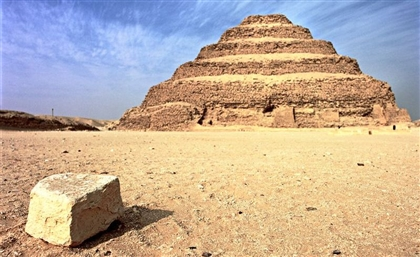 Restoration of Egypt's Oldest Pyramid Complete After Almost a Decade Of Work