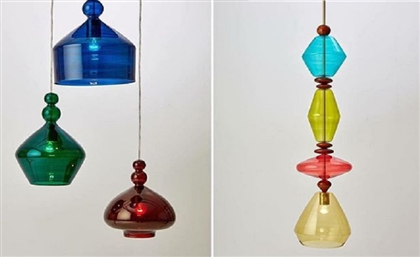 How This Egyptian Brand Uses Glassblowing to Create Art