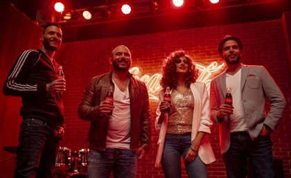 Stars of Coca-Cola's New Song to Perform Huge Gig This April