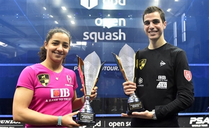 Egyptian Players Dominate DPD Open Squash Championship