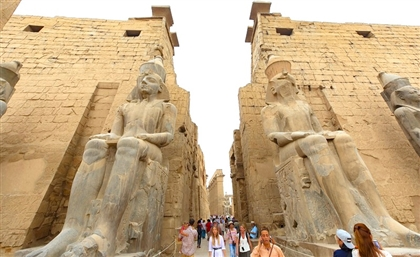 Luxor Landmarks Restored to Former Glory