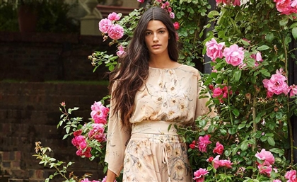 Egyptian Model and Actress Tara Emad Stars in Global H&M Campaign