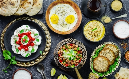El Lama El Helwa and Lebanese Specialties: Ramadan at Conrad Cairo