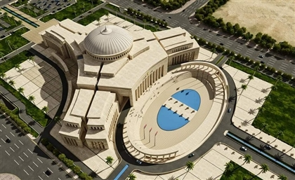 New Egyptian Parliament Building in New Administrative Capital to Be Ready By June