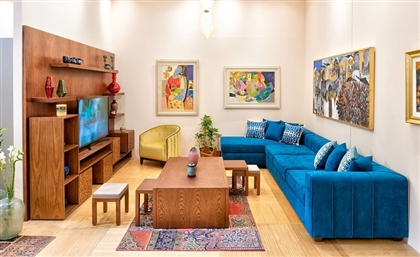 Kenda Interiors: Cairo's Stunning Furniture Showroom is Finally in Sahel