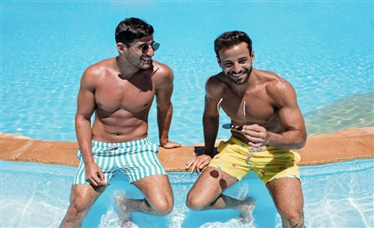 9 Men's Swimwear Brands in Egypt to Look out for This Summer