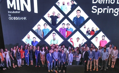 MINT Incubator Graduates Latest Batch of Young Egyptian Entrepreneurs