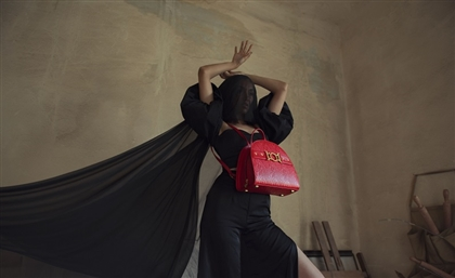 Wood Meets Greco-Roman Nobility in Georges Sara & Co's New Collection of Bags