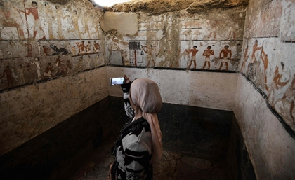 You Will Soon Be Allowed to Take Mobile Phone Photos in Egyptian Museums for Free