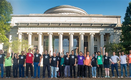 Egyptian University Students Win Medals at MIT's Robocon International Design Contest