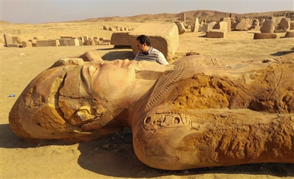 Egypt's Tanis Archaeological Site to Be Turned into Open-Air Museum