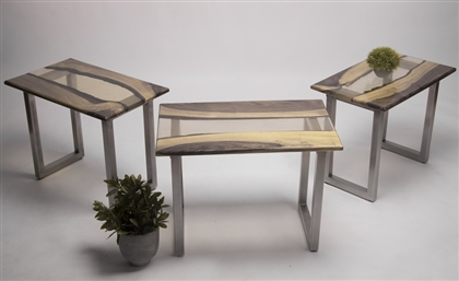 Vagora Designs is Revolutionising the Use of Wood and Epoxy in Furniture